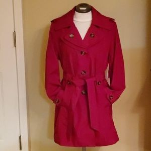 London Fog Women's Trench Coat (M)